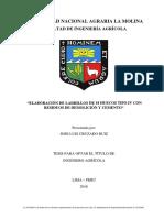 Elaboración de Ladrillos de 18 Huecos Tipo IV con Residuos de Demolición y Cemento.pdf