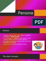 Personas & Etc