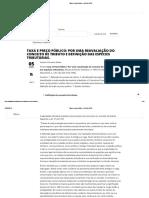 Taxa e Preço Público - Instituto IDEA