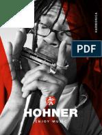Hohner Harmonicas Catalog