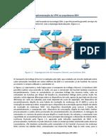 Implementação VPN No SDH
