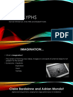 anaglyph presentation