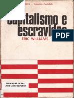 WILLIANS Eric - Capitalismo e Escravidão..pdf