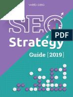 SEO Strategy Guide 2019