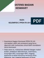 PPT EPIDEMIOLOGI kelompok