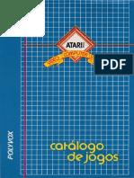 Catalogo Atari2600 Polyvox