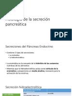 Fisiología de La Secreción Pancreática Falta