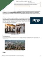 5 Pueblos Con Encanto Cerca de Córdoba - El Viajero Fisgón