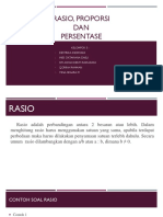 Ppt Rasio, Proporsi, Dan Presentase
