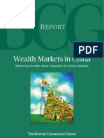 Wealth Markets in China Nov 2009 E
