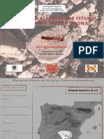 Marcas de Alfarero de Isturgi en Oretania Septentrional (Reducido)