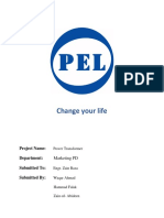 Power Transformer- Pak Elektron Limited