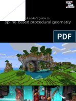 A Coder's Guide to Spline-based Procedural Geometry