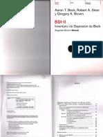BECK - BDI-II Manual.pdf