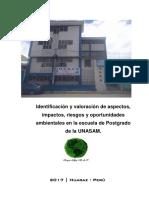 Estudio de Impacto Transitabilidad San Nicolas