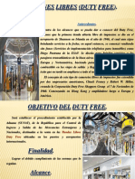 Almacenes Libres (DUTY FREE)..pptx