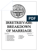 IRRETRIEVABLE BREAKDOWN OF MARRIAGE.doc.docx
