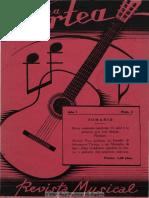 Biblioteca Fortea, Revista Musical. 1935, n.º 3