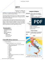 (2019) Langues Italiques — Wikipédia