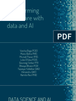 AI and data transforming healthcare.pptx