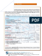 Workshop on Design of Steel Structures - Steel Structure Design