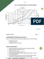Curva Granulometrica - Limites Atterberg