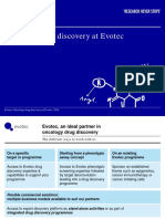 Evotec - Oncology Drug Discovery