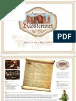 Klosterwirt Speisekarte 2018 11