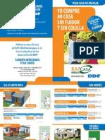 Plan Carro de Rafcasa Nicaragua S.A