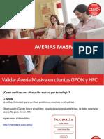 2017 - Validar Averías Masivas.pptx