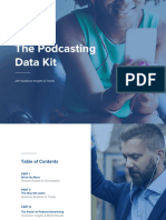 2017 Podcasting Data Kit