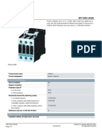 3RT10251AN20 Datasheet En