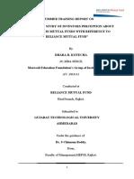 Kotecha Dhara SIP- Reliance MF