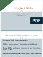 Aula 4 - Bibliologia