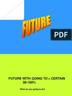 going to VS  will  2015 Future tense.ppt