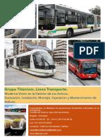 Grupo Titanium Brochure