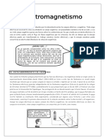 EJERCICIOS DE ELECTROMAGNETISMO