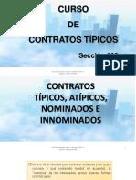 4. Contratos Típicos, Atípicos, Nominados e Innominados(3)