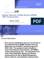 BRMS V6R1 Enhancements