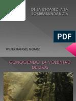 TEMA PEC DE LA ESCASEZ  A LA SOBREABUNDANCIA.ppt