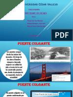Monografia Puente Colgante