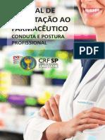 Manual de Orientao Ao Farmacutico - Conduta e Postura Profissional - Internet