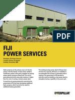 Fiji Power Service