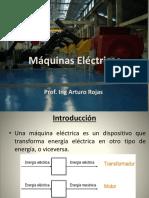 Máquinas Eléctricas - Clase 1000