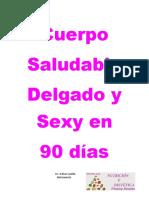 Indice Cuerpo Delgado y Sexy en 90 Dias