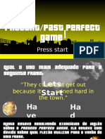Present and Past Perfect Game