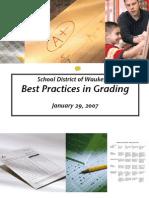 Grading Best Practices - Waukesha