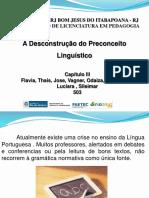 Descontruçao Do Preconceito Linguistico