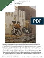 La Influencia Indígena en La Cultura Criolla