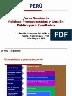 Modulo II Contabilidad Gubernamental